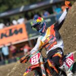 Jorge Prado imparable hacia su segundo título mundial MX2